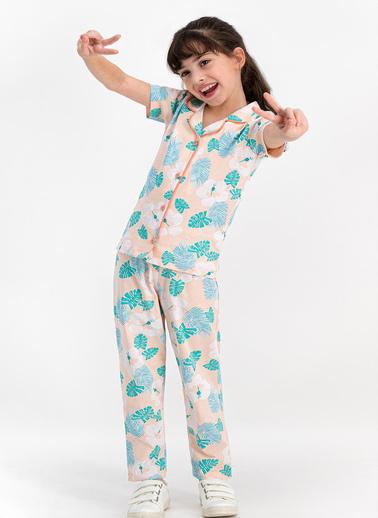 Roly Poly Pijama Takım Oranj